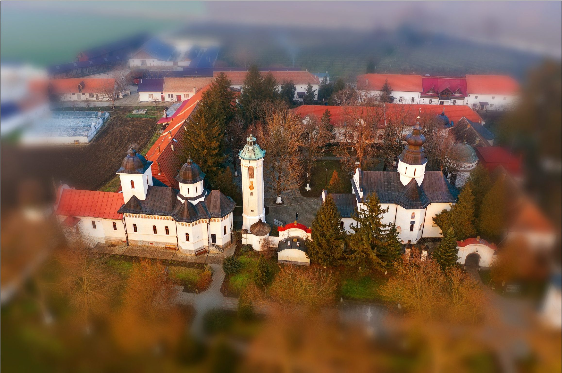 Mănăstirea Hodoș-Bodrog